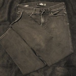 Hollister slim straight advanced stretch jeans